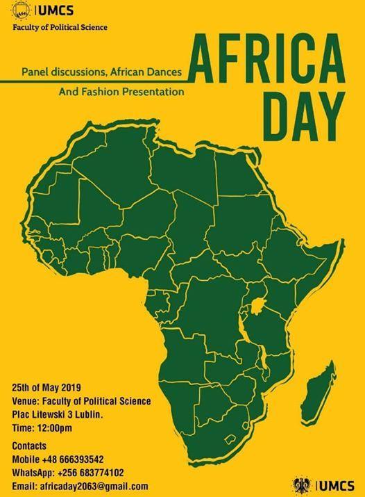Africa Day Celebrations 2019