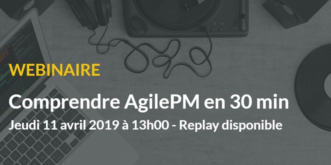 Webinaire gratuit  Comprendre AgilePM en 30 minutes