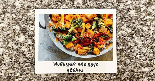 Workshop Ano Novo Vegan