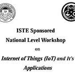 National Level Workshop on Internet of Things and Its App