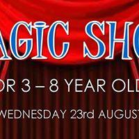 Magic Show - Brooklands
