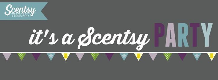 Karas ONLINE Scentsy Party at Right there where youre sitting – Scentsy Party Invitation