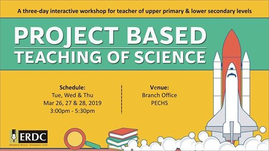 ERDC Workshop Project Based Teaching of Science