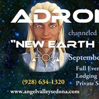 New Earth Teachings Adronis channeled by Brad Johnson