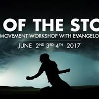 Eye of the Storm Movement Meditation Workshop