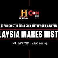 HISTORY Con MY