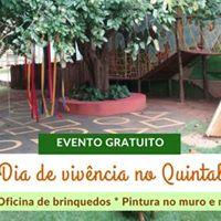 Dia de vivncia no Quintal