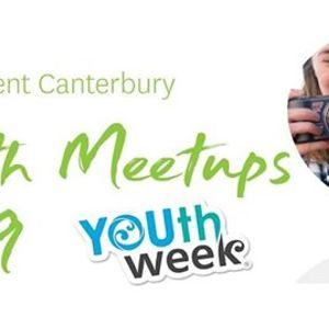ECan Youth Meetup - Youth Week - 24 May