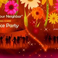 Love Your Neighbor Dance Party 2