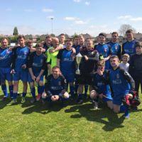 Old Whittington MW FC End Of Season Presentation