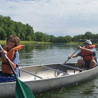 Canoeing &amp Water Safety