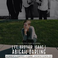 Ft. Abigail Darling and Brother Isaac Homers Coffee House