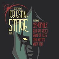 QXTs Celestial Stage 12818 Live Loud &amp Local
