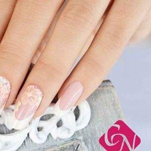 Crystal Nails Gel Nail Course July 2019