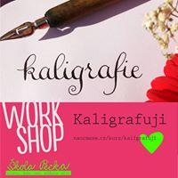 Kaligrafuji workshop Aneky Hraden