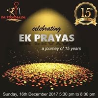 Ek Prayas a journey of 15 years