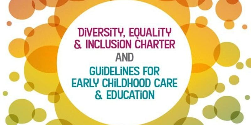 Diversity Equality and Inclusion Guideline and Charter Training 3 Day workshop