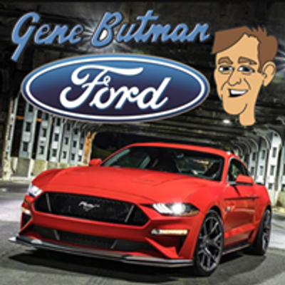 Gene Butman Ford
