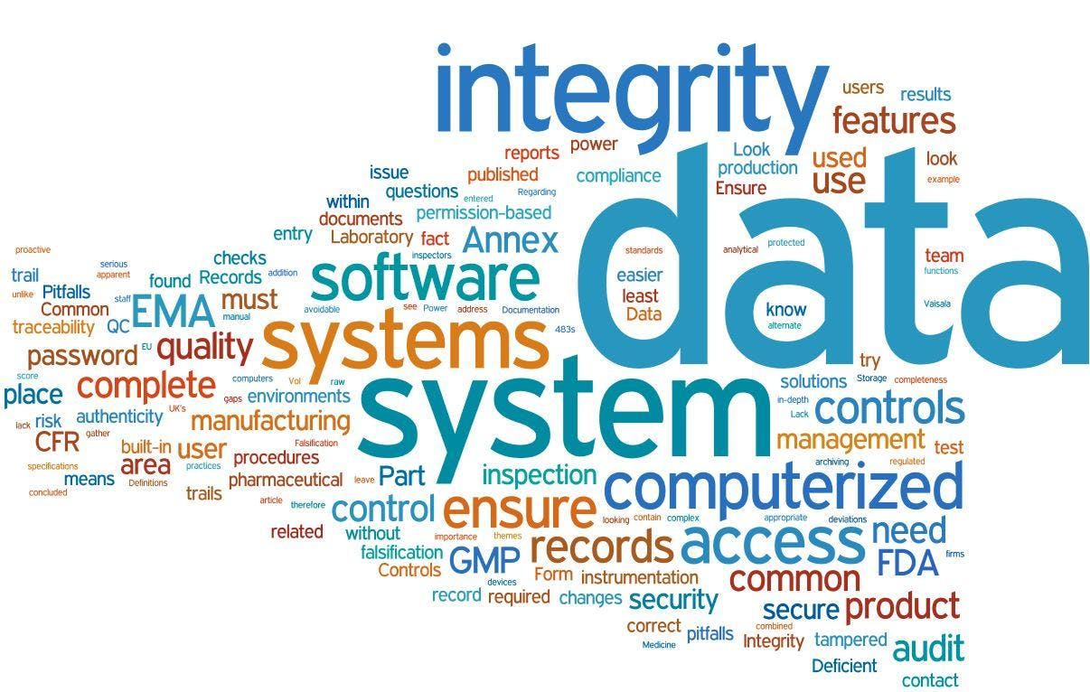 Data Integrity GDP and Electronic Data Governance 2-Day In-Person Seminar