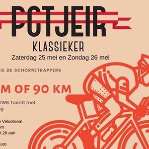 Potjeir Klassieker keuze uit 60km of 90km