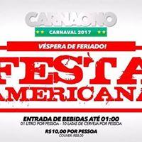 Festa Americana - Vspera De Feriado 2702 Ono