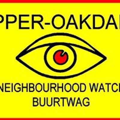 Upper-Oakdale Neighbourhood Watch - UONHW