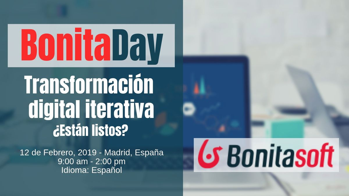 BonitaDay Madrid 2019