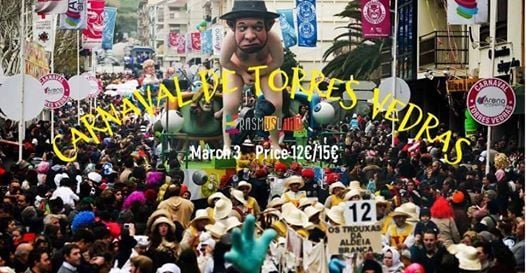 Carnival Trip to Torres Vedras