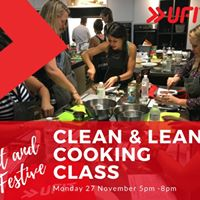 Fit &amp Festive Cooking Class