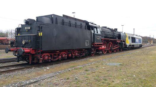 Dampfsonderzug nach Speyer zum Technikmuseum oder dem Sealife