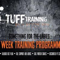 Ladies 12 Week Training Programme