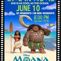 Dive In Movie- Disneys Moana