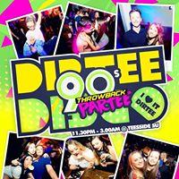 Dirtee Disco Nineties Throwback 99p drinks 99p guestlist