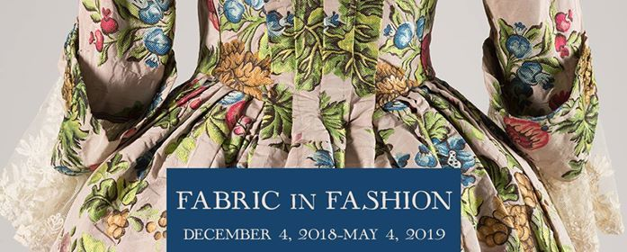 Tour of FIT Fabric in Fashion with FIT Special Collections