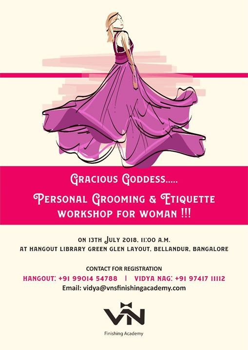 Grooming and etiquette