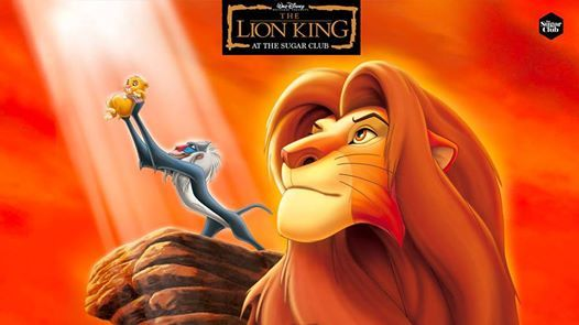The Lion King  Matinee