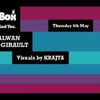 Boogie Box w Tristan Girault &amp Hassan Alwan