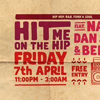 Hit Me On The Hip feat Najee &amp Dan hiv