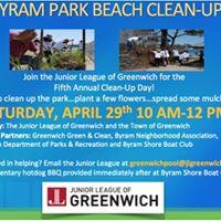Byram Park Beach Clean-up Day