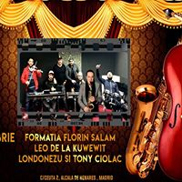 Concert Formatia Florin Salam impreuna cu Leo kuweit  Londonezu