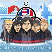 The AR Project Presents Scream Blue MderAltered Perceptions