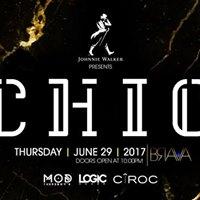 Chic at Brava Thursday June 29 2017