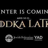 Vodka Latke