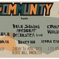 Community Motor City Drum Ensemble Kamaal Williams &amp more