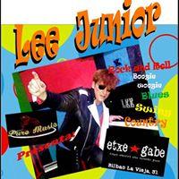 Pure Music presenta a Lee Junior &amp His Piano