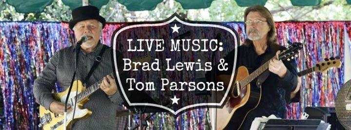 Live Music Friday at Tonys Brad Lewis & Tom Parsons