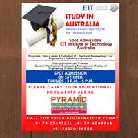 Spot Admissions EIT Australia