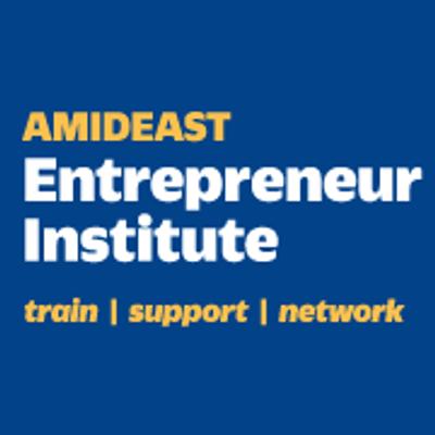 AMIDEAST Entrepreneur Institute