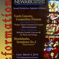 March Symphony Concert with Concerto Contest Winners
