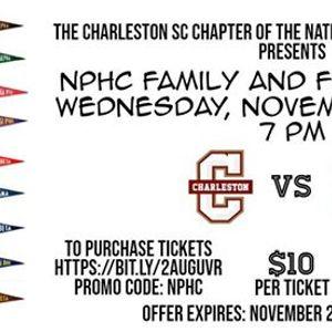 Charleston NPHC Family & Friends Night